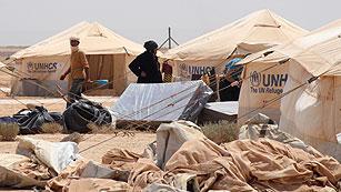Jordania, el hospital de la guerra siria