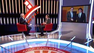 Aquí Parlem - Jordi Alberich, director general del Cercle d'Economia