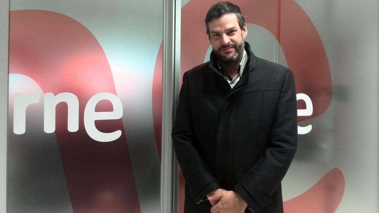 Jorge Astyaro, creador del espectáculo 'Hypnosis cabaret'