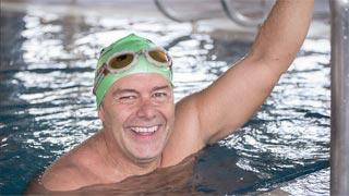 Jorge Crivillés, primer español que cruza el Canal de Molokai a nado