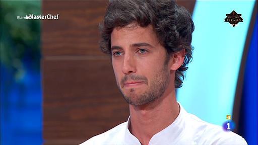 Jorge, ganador de Masterchef 5