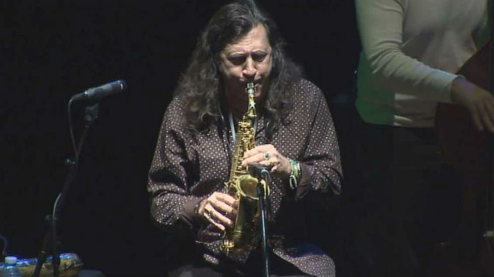 Jazz entre amigos - Jorge Pardo