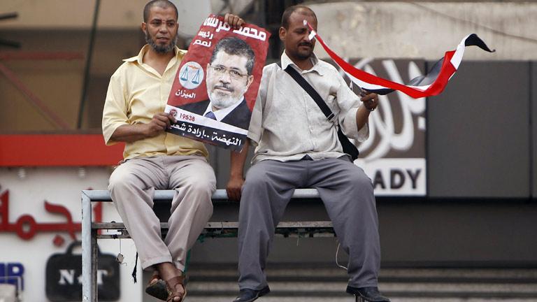 Jornada de protesta en Egipto contra la disolución del Parlamento a mano de los militares