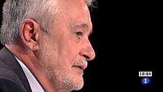 Los desayunos de TVE - José Antonio Griñán, presidente de Andalucía