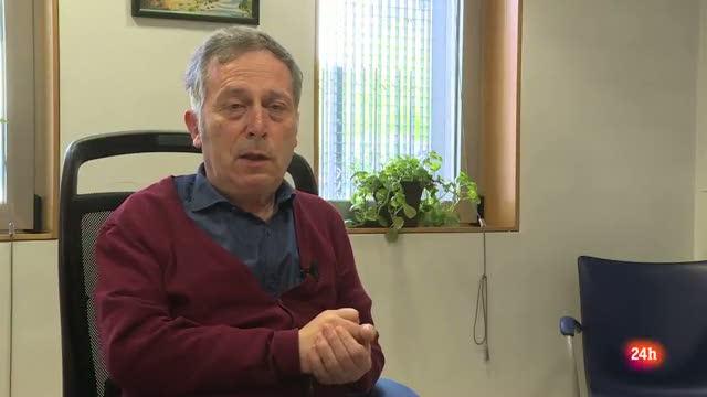 """Repor - Concentrados en el TDAH - Jose Antonio Inchauspe preside la asociación  """"Salud mental y psiquiatría comunitaria de Navarra"""""""