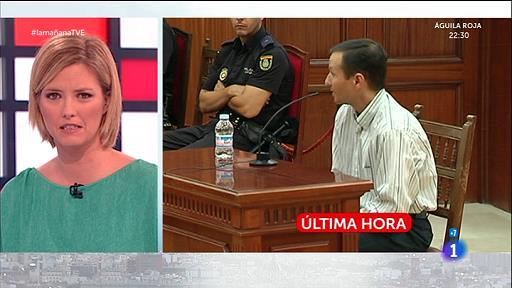 José Bretón se corta el cuello en la cárcel