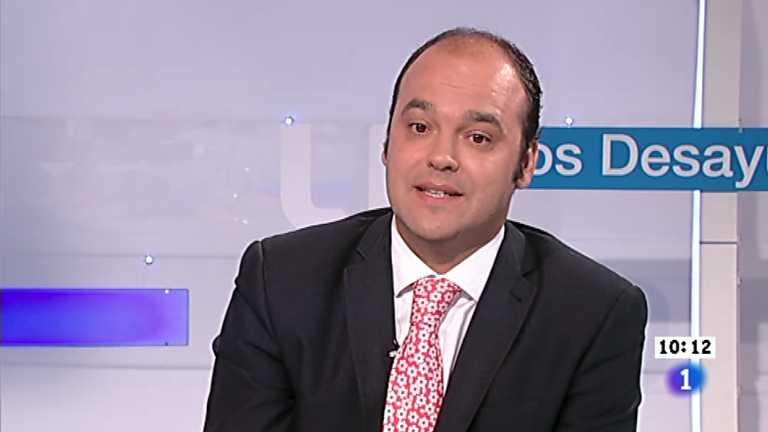Los desayunos de TVE - José Carlos Díez, profesor de economía de la Universidad de Alcalá de Henares y analista financiero