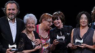 José Coronado y María León revalidan su Goya con el premio Unión de actores