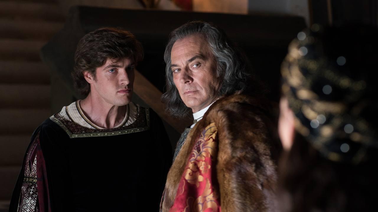 José Coronado se une al reparto como Maximiliano de Habsburgo