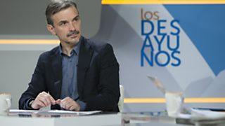 Los desayunos de TVE - José Manuel López, diputado de Podemos en la Asamblea de Madrid