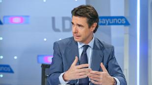 Los desayunos de TVE - José Manuel Soria, Ministro de Industria, Energía y Turismo