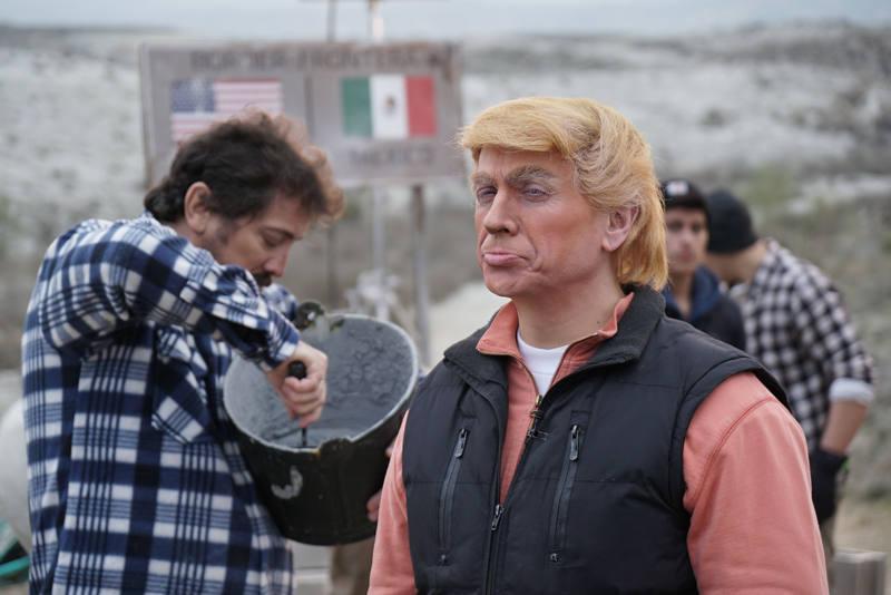 José Mota como Donald Trump en 'Operación: and the andarán'