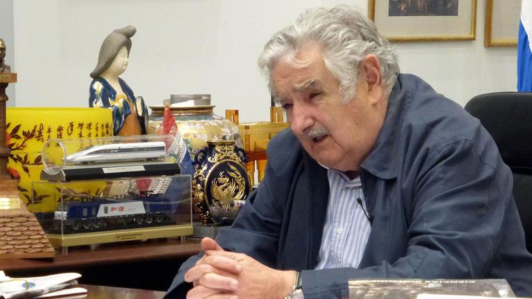 José Mujica dejará de ser presidente de Uruguay en unas semanas