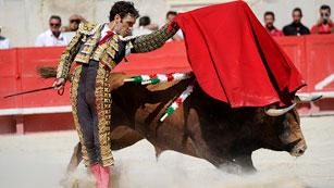 José Tomás en Nimes, la catarsis del toreo puro