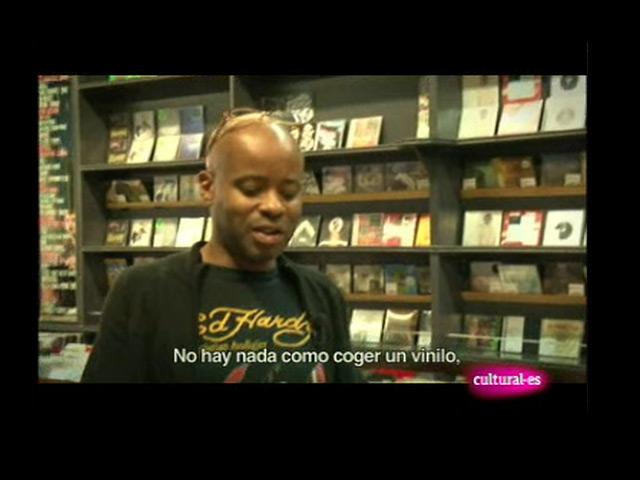 Mapa sonoro - Josele Santiago, Juan Atkins, Carlos Tena y César Estabiel, Willy Toledo, Chiquita y Chatarra