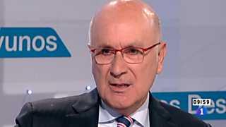 Los desayunos de TVE - Josep Antoni Duran i Lleida, portavoz de CiU en el Congreso