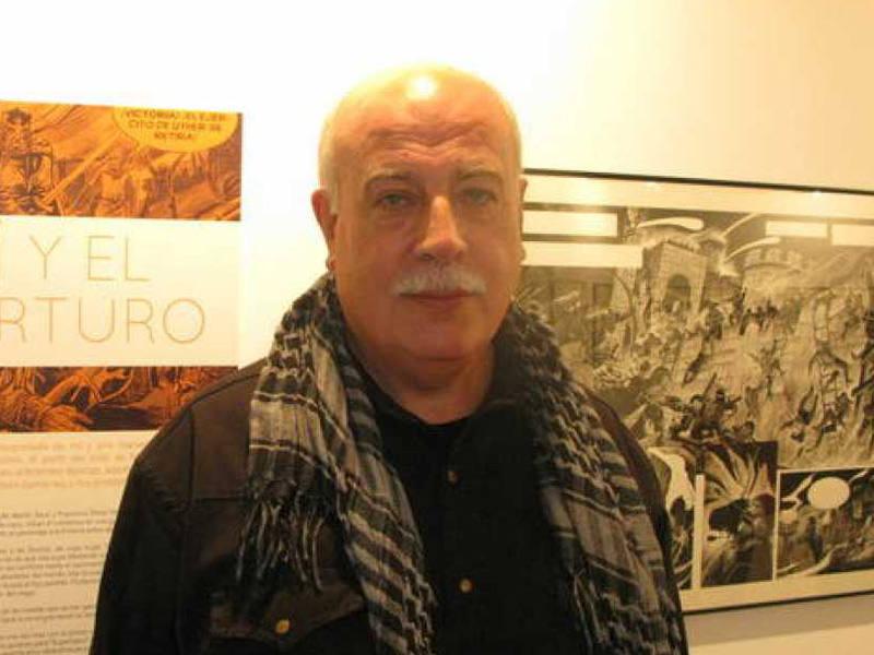 Josep Maria Martín Saurí en una imagen de archivo
