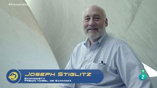 Órbita Laika - Superstars de la ciencia - Joseph Stiglitz