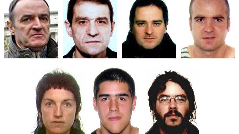 Josu Ternera y De Juana Chaos, en la lista de terroristas más buscados