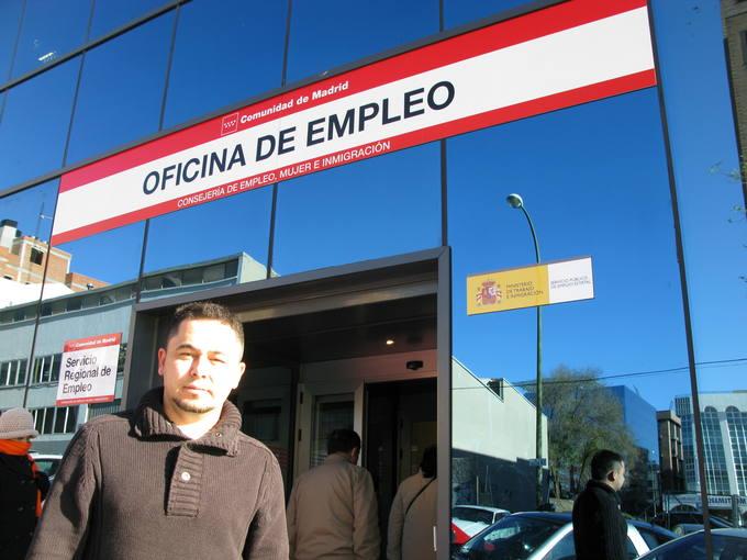 M s de 1 3 millones de personas salieron del mercado for Oficina de empleo madrid