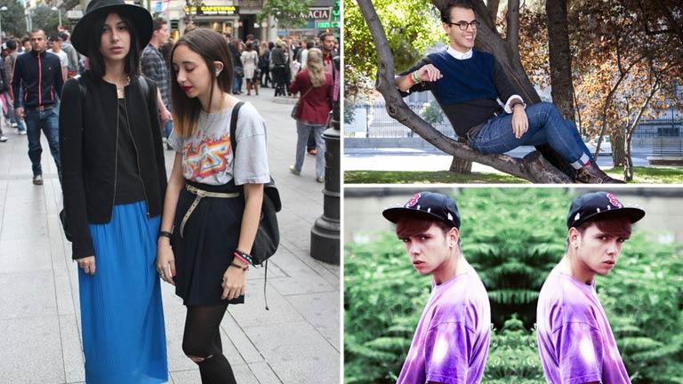 Solo Moda - Jóvenes blogueros de moda