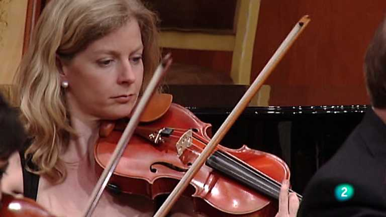 Los conciertos de La 2 - Jóvenes músicos 3 (Parte 2ª)