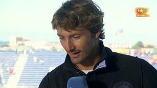 """Juan Carlos Ferrero: """"Me gustaría ser capitán del equipo de la Copa Davis"""""""