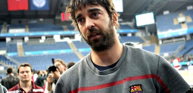 JUAN CARLOS NAVARRO, DEL FC BARCELONA REGAL