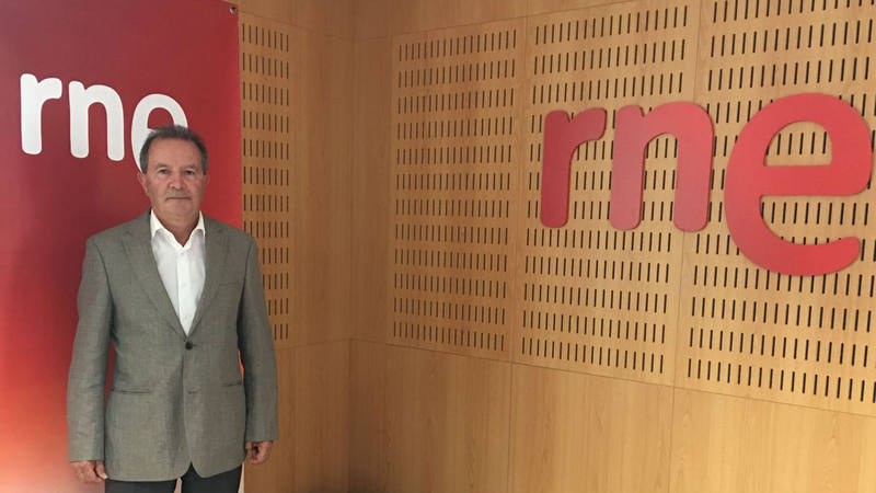Juan Daniel Marichal (FEPEX) interviene desde Rne Tenerife