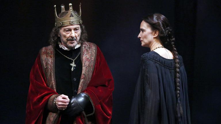 """Juan Diego se sube a las tablas para representar """"Sueños y visiones del rey Ricardo III"""""""