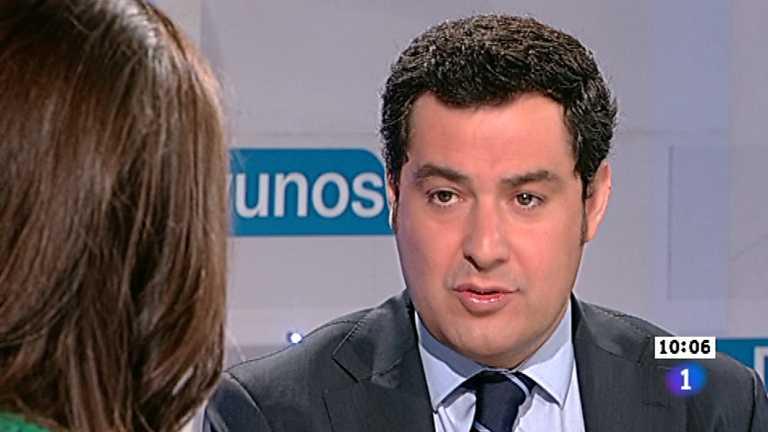 Los desayunos de TVE - Juan Manuel Moreno, secretario de Estado de servicios sociales e igualdad