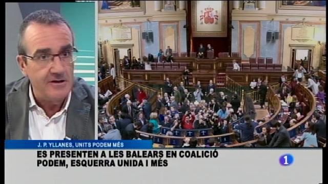 Juan Pedro Yllanes, Units Podem Més