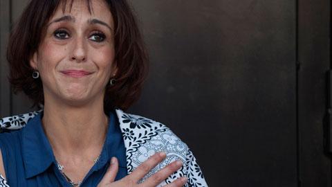 """Juana Rivas: """"Me voy a casa con mis niños"""""""