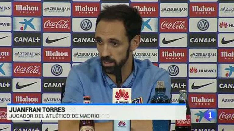 """Juanfran: """"Ante la Juve el equipo estará increíble, ganaremos seguro"""""""