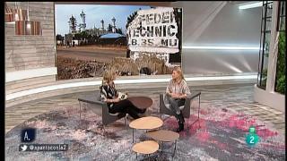 """A punto con La 2 - Entrevista a Judith Prat: """"Boko Haram, la guerra contra ellas"""""""