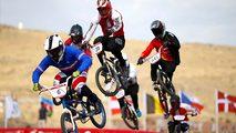 Ciclismo BMX motos