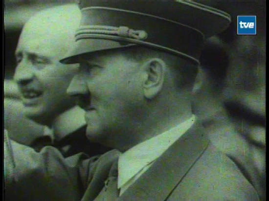 Juegos Olímpicos de Berlín, en 1936