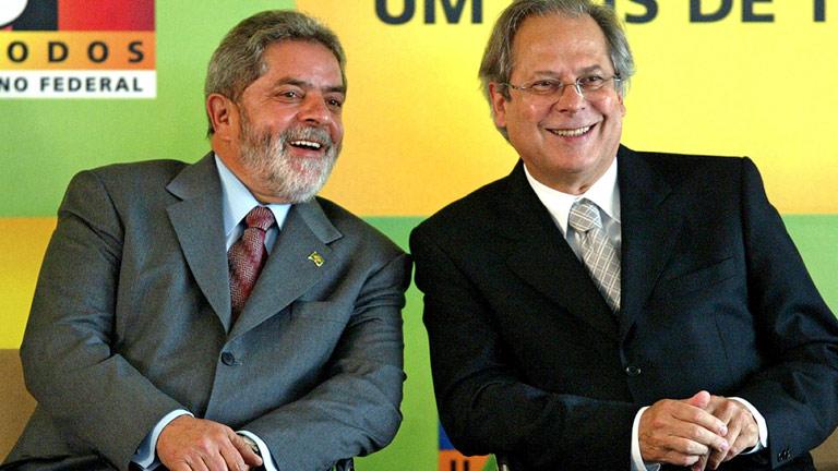 El juez afirma que el exministro Dirceu dirigió una red de sobornos en el Brasil de Lula