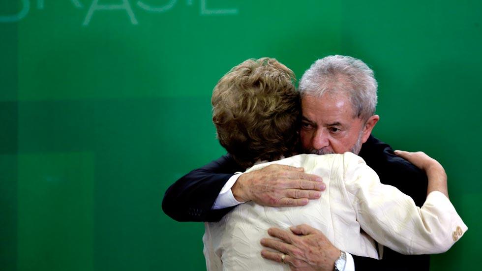 Un juez anula cautelarmente el nombramiento de Lula como ministro en el Gobierno de Brasil