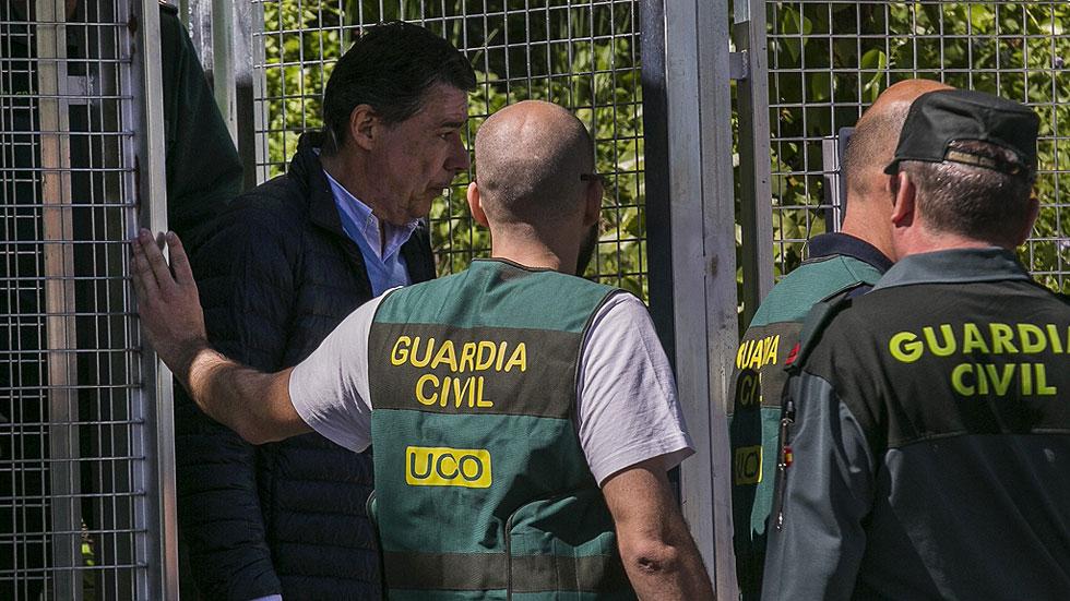 El juez de la Audiencia Nacional Eloy Velasco ha enviado a prisión sin fianza al expresidente madrileño Ignacio González,
