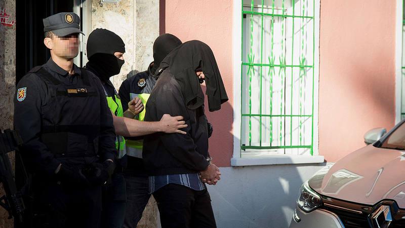 El juez envía a prisión a 'Yusuf' Galán por pertenencia al Estado Islámico