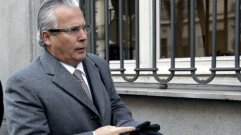 El Supremo ha condenado a 11 años de inhabilitación al juez Garzón