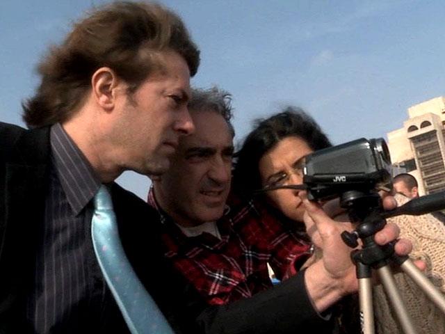 El juez Pedraz reconstruye en Bagdad la muerte de José Couso
