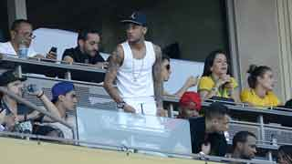 El juez podría sentar en el banquillo a Neymar