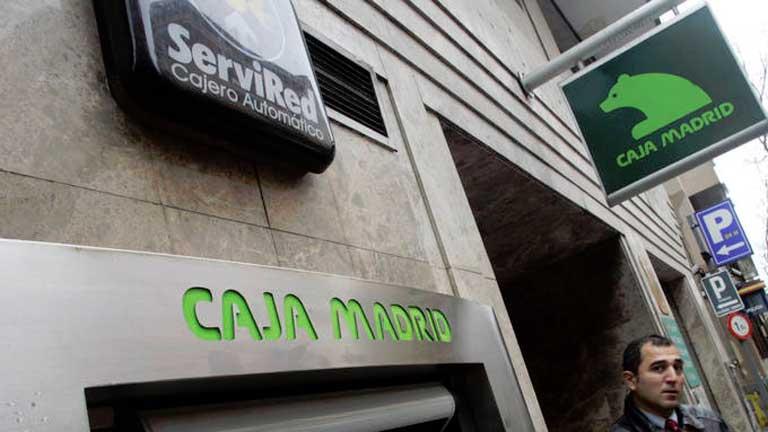 El juez pregunta al Banco de España si hubo delito con las tarjetas de Caja Madrid