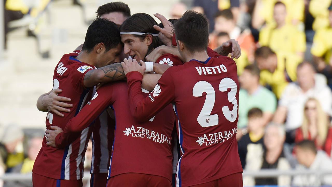 Atlético, Barça y Madrid gana sin problemas y continuan con su pulso en lo alto de la tabla.