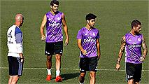 Ir al Video¿Jugará James su último partido en el Bernabéu frente al Celta?