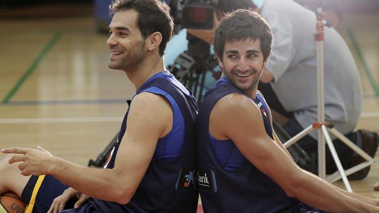 Los 'jugones' de la selección afinan la puntería para el Eurobasket