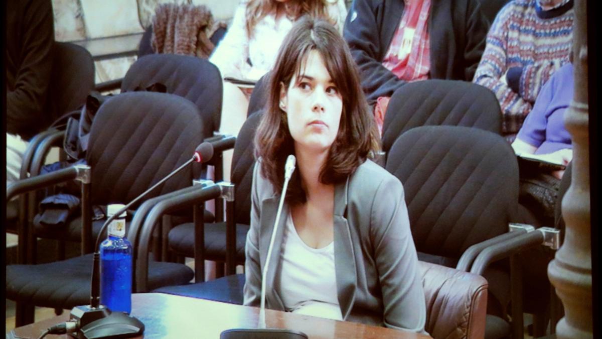 Juicio a Isabel Serra