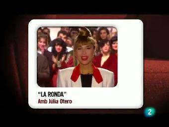 "Memòries de la tele - Júlia Otero i el seu programa ""La Ronda"""